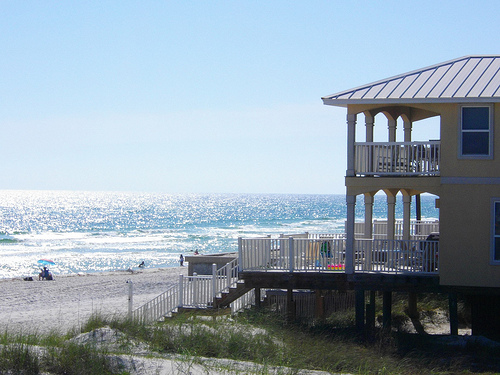 Panama City Beach - Photo Credit: https://www.flickr.com/photos/14922370@N07/3534891030/