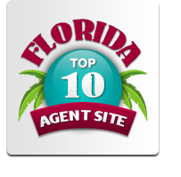 Top Ten Florida Badge