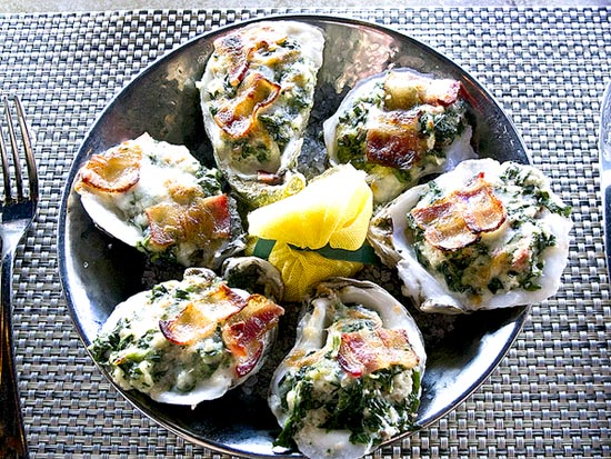 Oysters - Image Credit: https://www.flickr.com/photos/aneswede/7122984245
